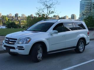 Used 2011 Mercedes-Benz GL-Class ...................SOLD.................... for sale in Vancouver, BC
