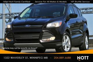 Used 2015 Ford Escape SE AWD Heated Seats Backup Cam for sale in Winnipeg, MB