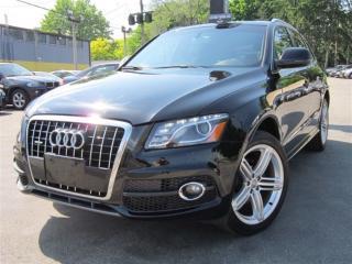 Used 2010 Audi Q5 3.2L S-LINE V6 Premium+Pano Roof 143Kms !!! for sale in Burlington, ON
