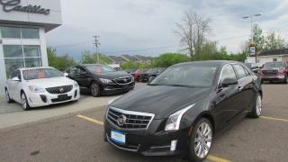 Used 2014 Cadillac ATS Premium AWD / for sale in Arnprior, ON