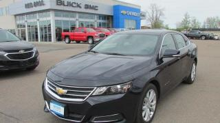 Used 2017 Chevrolet Impala LT for sale in Arnprior, ON