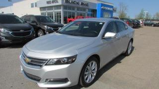 Used 2017 Chevrolet Impala LT / $176.00 bi-weekly for 84 mths for sale in Arnprior, ON