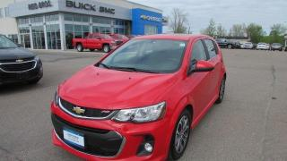 Used 2017 Chevrolet Sonic LT for sale in Arnprior, ON