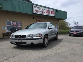 Used 2004 Volvo S60 2.5T for sale in Bolton, ON