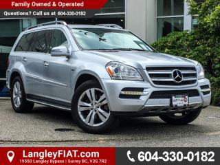 Used 2011 Mercedes-Benz GL-Class B.C OWNED! for sale in Surrey, BC