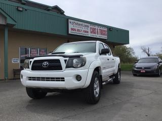 Used 2011 Toyota Tacoma V6 for sale in Bolton, ON