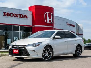 Used 2015 Toyota Camry XSE..ONE OWNER..CLEAN CARPROOF for sale in Milton, ON