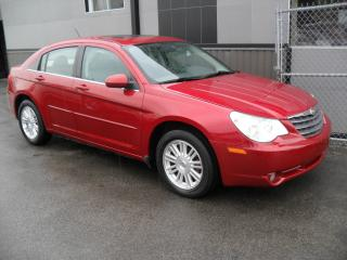 Used 2008 Chrysler Sebring AA-1 106 Km CUIR + Toit * SUPERBE * for sale in Laval, QC