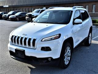 Used 2014 Jeep Cherokee North REMOTE START, POWER LIFT GATE !!! for sale in Concord, ON