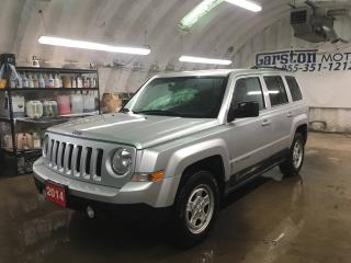 Used 2014 Jeep Patriot NORTH*4WD*KEYLESS ENTRY*FOG LIGHTS*POWER WINDOWS/LOCKS/HEATED MIRRORS* for sale in Cambridge, ON