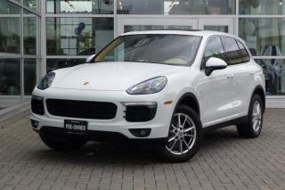 Used 2015 Porsche Cayenne Diesel Navi! for sale in Vancouver, BC