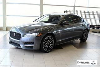 Used 2016 Jaguar XF 3.0L AWD R-Sport for sale in Langley, BC