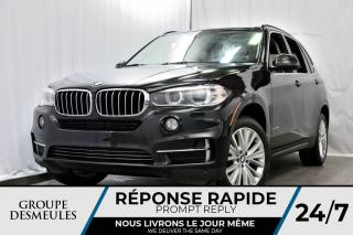 Used 2015 BMW X5 CERTIFIÉ+35I XDRIVE+TWIN TURBO *WOW* for sale in Laval, QC