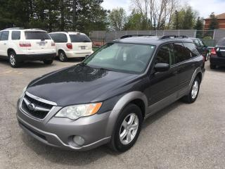 Used 2008 Subaru Outback 2.5i for sale in Scarborough, ON