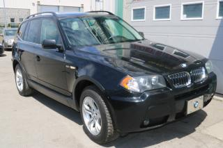 Used 2006 BMW X3 VUS 4 portes, traction intégrale, 3,0i for sale in Mirabel, QC