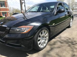 Used 2008 BMW 3 Series Berline 4 portes 335xi traction intégral for sale in Montreal, QC