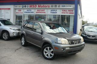 Used 2006 Nissan X-Trail Bonavista ACCIDENT FREE for sale in Toronto, ON