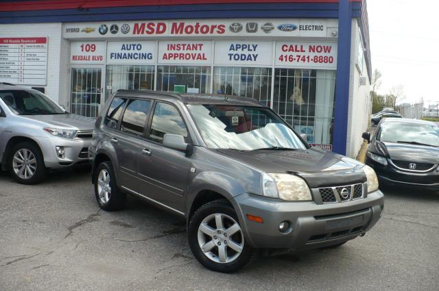 2006 Nissan X-Trail Bonavista ACCIDENT FREE