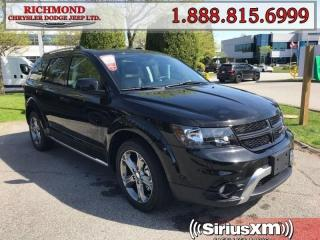 Used 2017 Dodge Journey Crossroad for sale in Richmond, BC