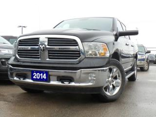 Used 2014 RAM 1500 BIG HORN 5.7L HEMI for sale in Midland, ON