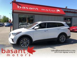 Used 2018 Hyundai Santa Fe XL 7 Passenger, Heated Seats/Steering, Blind Spot!! for sale in Surrey, BC