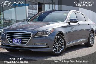 Used 2015 Hyundai Genesis 3.8 Technology for sale in Ajax, ON