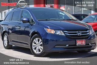Used 2016 Honda Odyssey EX - 8 passenger|Bluetooth|Backup Camera for sale in Whitby, ON