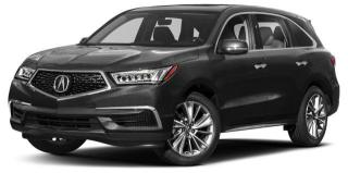 New 2018 Acura MDX Technology Package Tech for sale in Pickering, ON