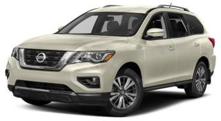 New 2018 Nissan Pathfinder SL Premium V6 4x4 at for sale in Ajax, ON