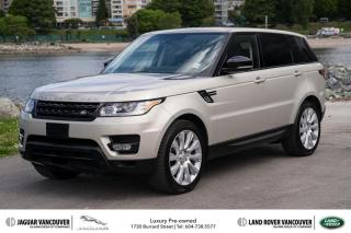 Used 2014 Land Rover Range Rover Sport V8 Supercharged Dynamic (2) *One Owner - Certified! for sale in Vancouver, BC