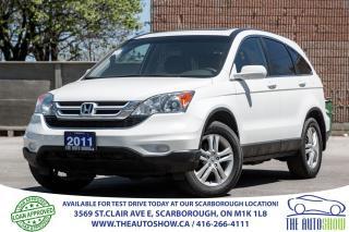 Used 2011 Honda CR-V EX AWD Sunroof Alloy Wheels for sale in Caledon, ON