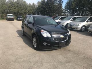 Used 2013 Chevrolet Equinox LT plus $200 for sale in Waterloo, ON