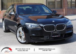 Used 2011 BMW 7 Series 750i xDrive M PKG Navigation Backup Camera for sale in North York, ON