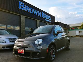 Used 2013 Fiat 500 Sport for sale in Surrey, BC