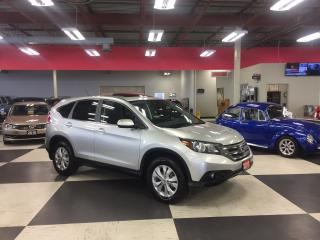 Used 2013 Honda CR-V EX AUT0 SUNROOF BACKUP CAMERA 121K for sale in North York, ON