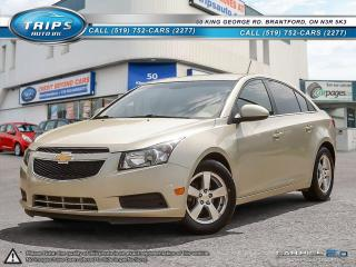 Used 2014 Chevrolet Cruze 2LT for sale in Brantford, ON