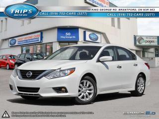 Used 2016 Nissan Altima 2.5 S for sale in Brantford, ON