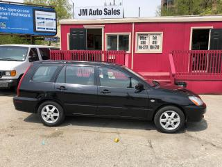 Used 2006 Mitsubishi Lancer LS for sale in Toronto, ON