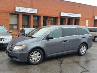 Used 2013 Honda Odyssey LX for sale in North York, ON