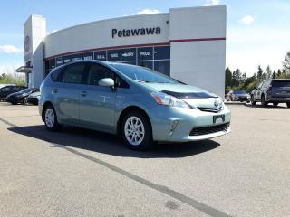 Used 2013 Toyota Prius v Luxury Package with Navigation for sale in Ottawa, ON