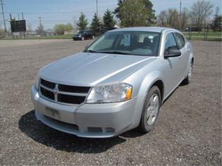 Used 2008 Dodge Avenger for sale in London, ON