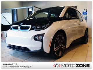 Used 2015 BMW i3 w/Range Extender for sale in Port Moody, BC