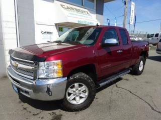Used 2013 Chevrolet Silverado 1500 LS 4x4, Extended Cab, 6.5 Box, Only 35,541 Kms.!! for sale in Langley, BC