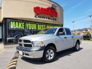 Used 2017 RAM 1500 STR-CAM 4X4 CREW CAM HEMI HITCH for sale in Scarborough, ON