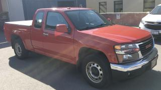 Used 2010 GMC Canyon SLE w/1SA for sale in Midland, ON