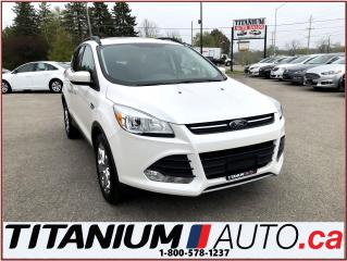 Used 2014 Ford Escape SE+Camera+GPS+Pano Roof+Leather Heated Seats+Chrom for sale in London, ON