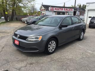Used 2011 Volkswagen Jetta Automatic/Gas Saver/Heated Seats/Certified for sale in Scarborough, ON