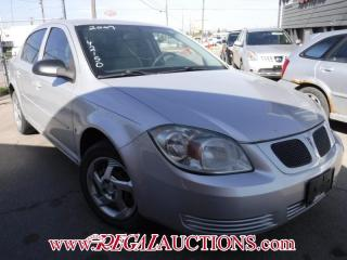 Used 2007 Pontiac G5 BASE 4D SEDAN for sale in Calgary, AB
