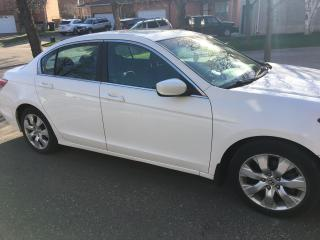Used 2009 Honda Accord EX for sale in Brampton, ON