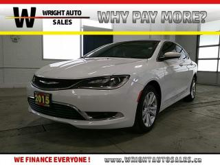 Used 2015 Chrysler 200 Limited|BLUETOOTH|KEYLESS ENTRY|76,133 KMS for sale in Cambridge, ON